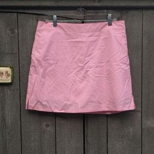 Lady Hagen Light Pink w/ Polka Dot Golf Skort